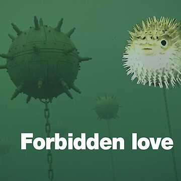 Forbidden love by philbotic