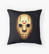 Jason Voorhees - Friday the 13th Throw Pillow