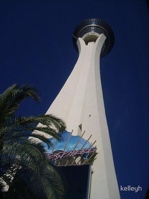 Las Vegas Stratosphere by kelleyh