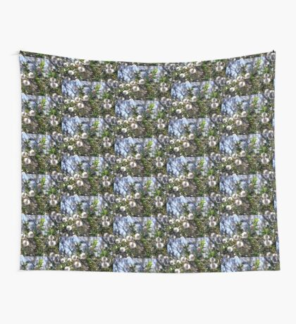 Creosote bush seeds Wall Tapestry