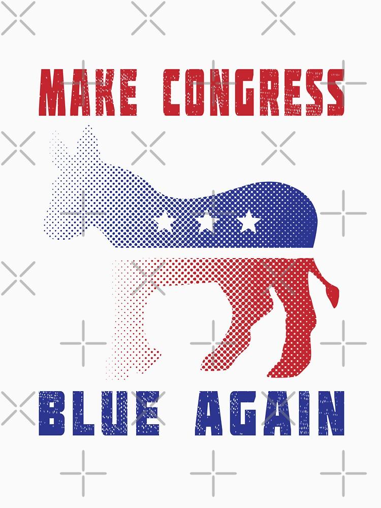 Make Congress Blue Again by EthosWear