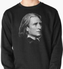 Franz Liszt - brilliant composer, virtuoso pianist Pullover