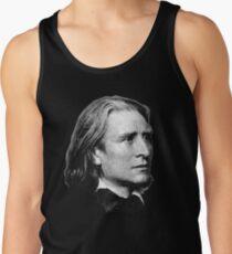 Franz Liszt - brilliant composer, virtuoso pianist Tank Top