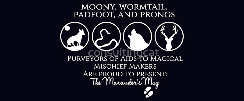 Padfoot Prongs Moony And Wormtail | www.pixshark.com ...