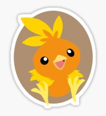 Torchic - 3rd Gen Sticker