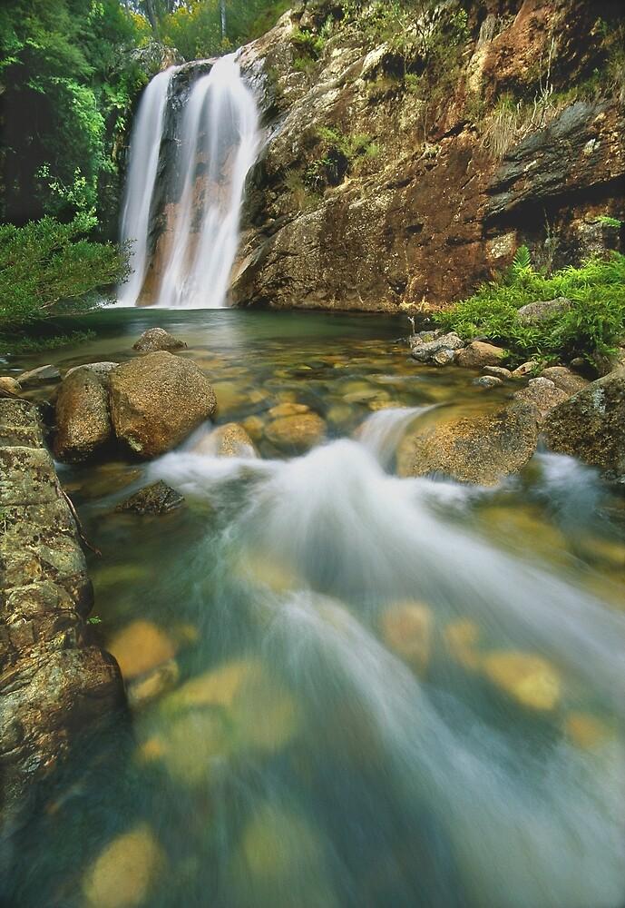 Rollasons Falls, Mount Buffalo by Kevin McGennan