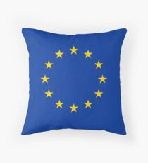 EU Duvet Cover - European Union Throw Pillow