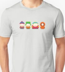 Süd Park Slim Fit T-Shirt