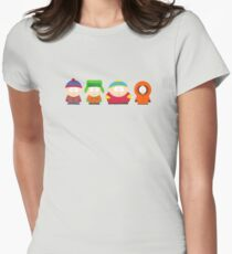 South Park Women's Fitted T-Shirt