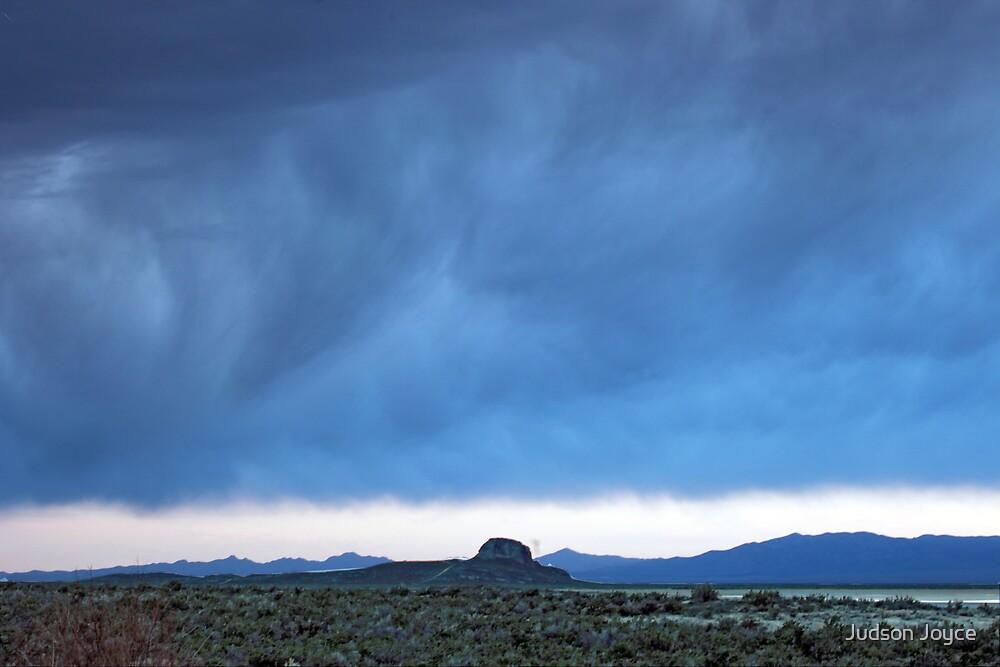 Skull Valley Lone Rock by Judson Joyce