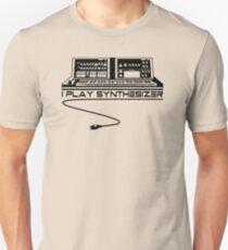 I Play Synthesizer Unisex T-Shirt