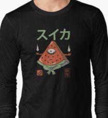 Yokai Watermelon Long Sleeve T-Shirt