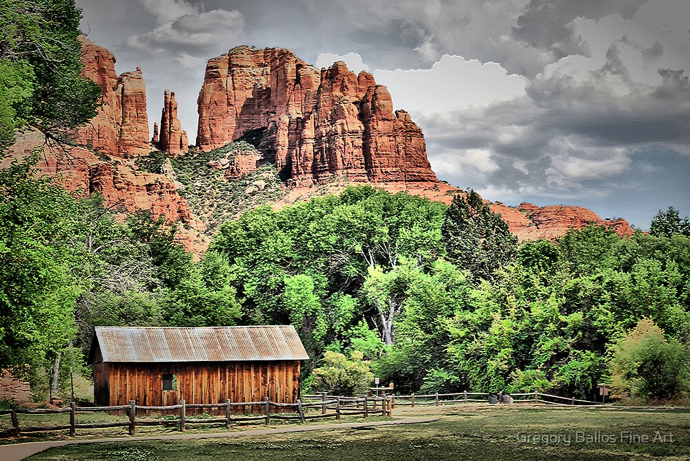 Out West by Gregory Ballos