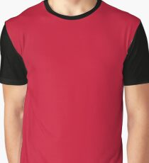 Buffalo Ice Hockey Team Red Solid Mix and Match Colors Graphic T-Shirt 598a81563