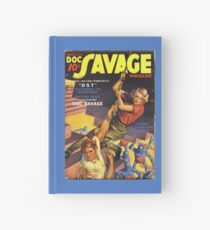 Doc Savage August 1937 Hardcover Journal