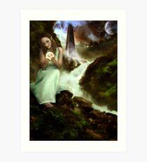 Mystic Rennaisance Art Print