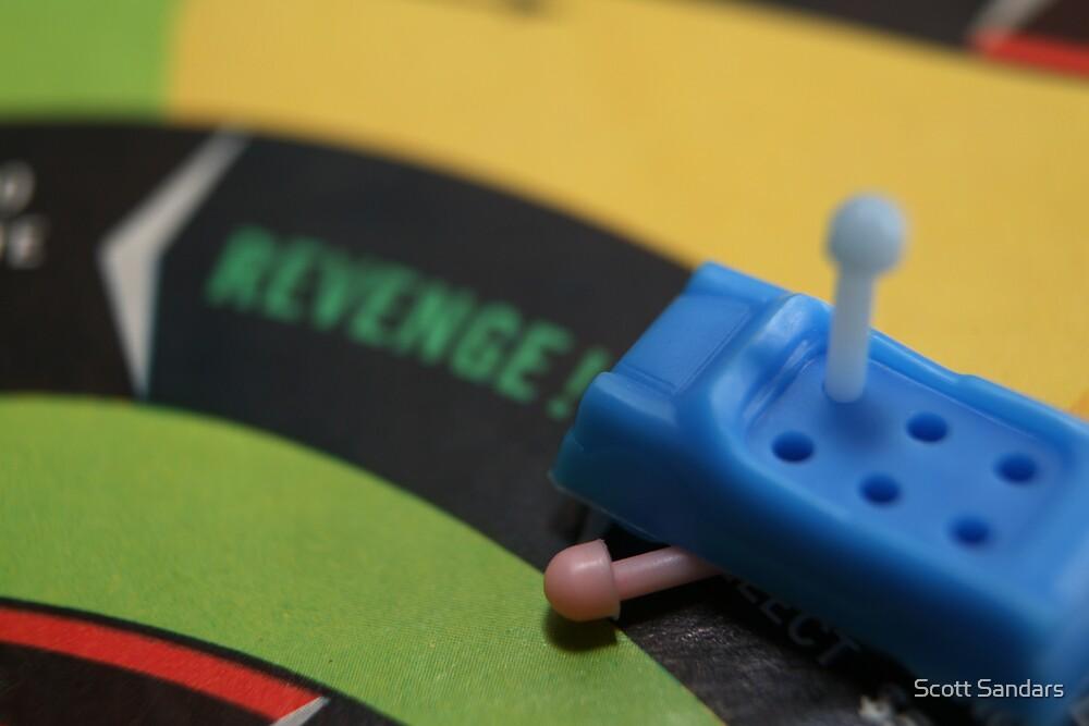 Revenge! by Scott Sandars