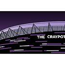 The Craypot - Purple Haze by Mike Hugo