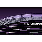 The Craypot - Purple Haze by Mike Hugo