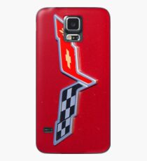 Corvette Flag Case/Skin for Samsung Galaxy