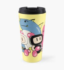 Bomberman Travel Mug