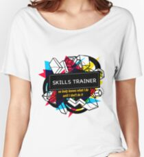 SKILLS TRAINER Women's Relaxed Fit T-Shirt