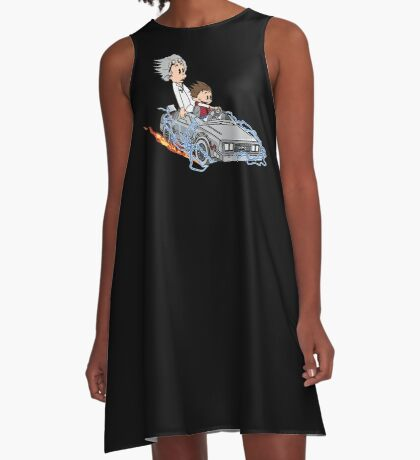 Great Scott Cruising A-Line Dress