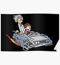 Great Scott Cruising Poster