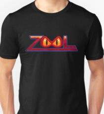 Zool - SNES Title Screen T-Shirt