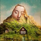 Eva's fjord by Catrin Welz-Stein