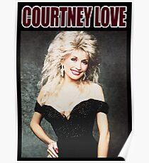 Courtney Parton Poster