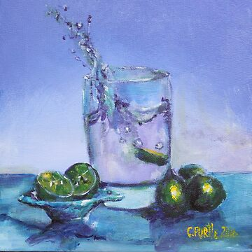 A splash of lime by crispur
