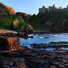 Dunluce Castle by Adrian McGlynn