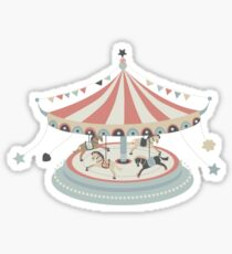 Toy Collection #1 Carrousel Sticker