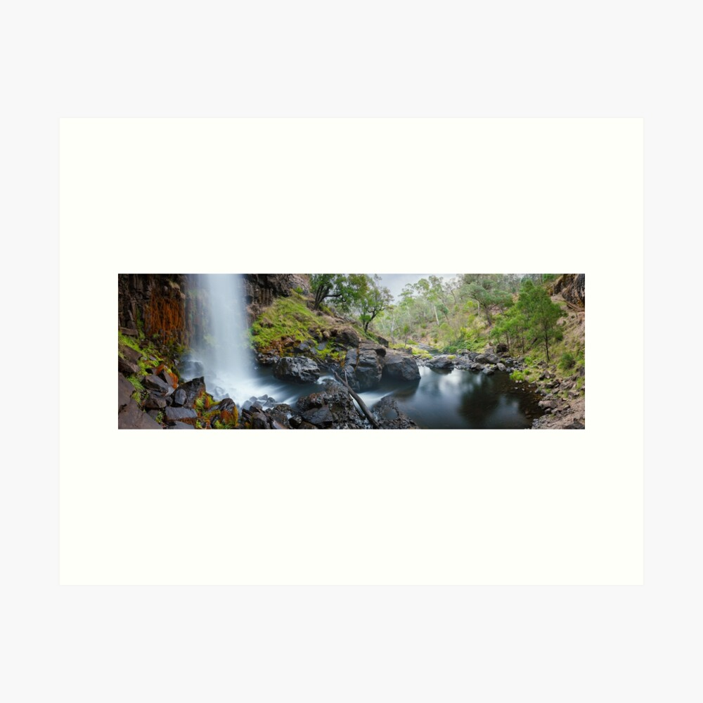 Paddys River Falls, Tumbarumba, New South Wales, Australia Art Print