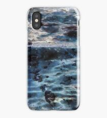 Marble in reverse I iPhone Case