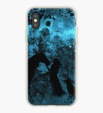 Vinilo o funda para iPhone Azul verdadero