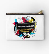 PROGRAM MANAGER Studio Pouch