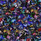 Botanicalacious (pattern) by Yampimon