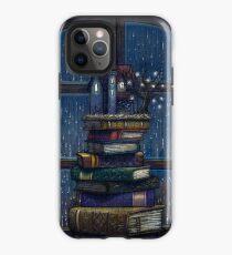 Bücher Schloss iPhone-Hülle & Cover