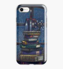 Books castle iPhone Case