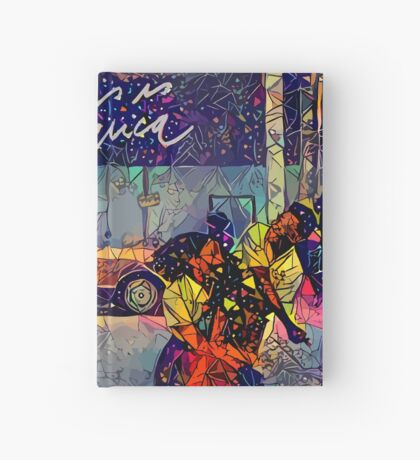 Abstract This Is America Hardcover Journal