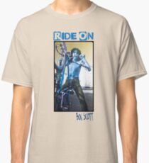 ride on Classic T-Shirt