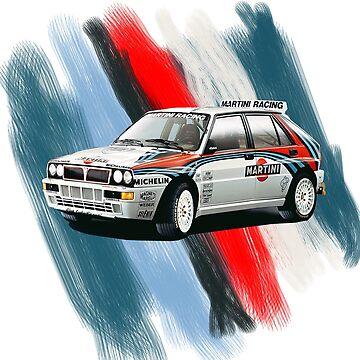 Lancia Veloce Delta by marouanebnk