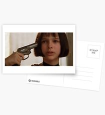 Mathilda the Professional Postcards