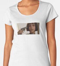 Mathilda the Professional Women's Premium T-Shirt