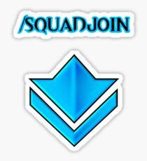 Guild Wars 2: /Squadjoin Sticker