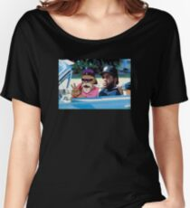 Master Roshi x Ice Cube Women's Relaxed Fit T-Shirt
