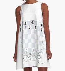 Chess: Sam Shankland surprise US champion ahead of Fabiano Caruana A-Line Dress