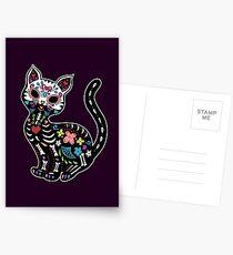 Postales Dia de los Gatos
